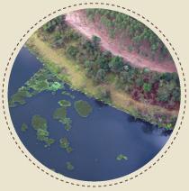 foto de monitoramento ambiental