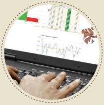 resultados na internet e online
